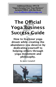 Yoga Business Success Guide